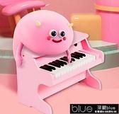 兒童電子琴 快樂年華兒童鋼琴木質電子琴初學小男女孩寶寶音樂玩具3-6歲1迷你