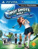 PSV Hot Shots Golf: World Invitational 全民高爾夫 6(美版代購)