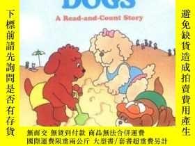 二手書博民逛書店A罕見Dozen Dogs (Step into Reading)-一打狗(步入閱讀)Y346464 Zief