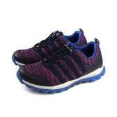 Kimo 休閒運動鞋 女鞋 藍/紅 針織 K18WF078156 no775