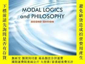 二手書博民逛書店Modal罕見Logics And Philosophy-模態邏輯與哲學Y436638 Rod Girle M