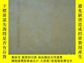 二手書博民逛書店FURNISHING罕見WITH COLOR-傢俱的顏色-194
