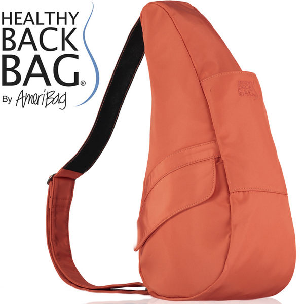Healthy Back Bag 7103_MN柑橘色 TEFLON寶背包-小型斜背包