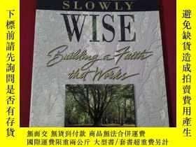 二手書博民逛書店GRO罕見WING SLOWLY WISEY19672