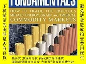 二手書博民逛書店Commodity罕見FundamentalsY256260 Spurga, Ronald C. John W