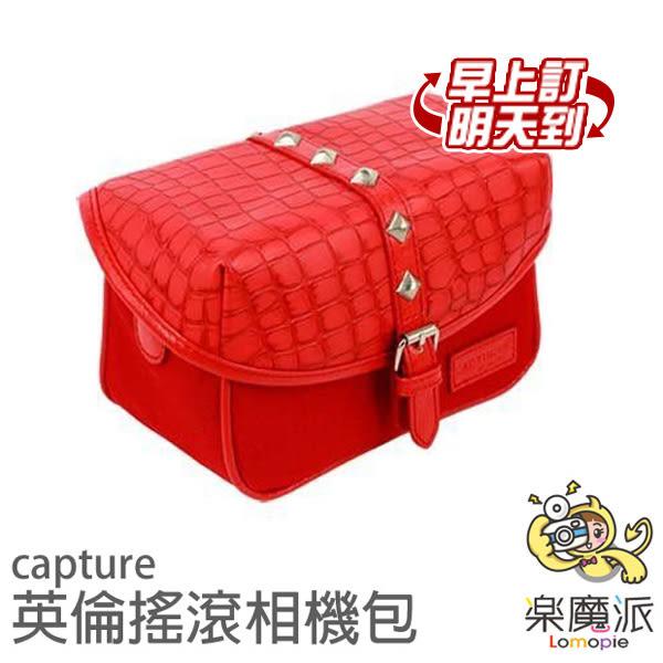 富士 搖滾寶貝 英倫風 數位相機拍立得相機包側背包 適用MINI82550S90SP1