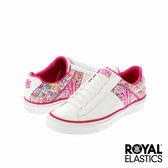 Royal Elastics Cruiser 潮流休閒鞋-白x粉嫩碎花