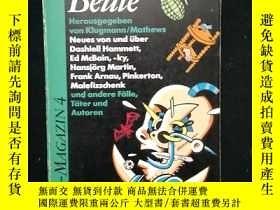 二手書博民逛書店thriller-magazin罕見4 Schwarze Beu