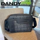 DANDY 滿版型男款時尚側背包 NO:...