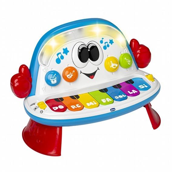 Chicco FUNKY聲光鋼琴樂團(CEL010111) 896元