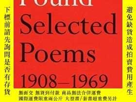 二手書博民逛書店Selected罕見Poems, 1908-69Y256260 Ezra Pound Faber &