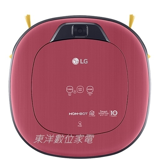 *****東洋數位家電*****LG VR66413LVM 變頻清潔機器人 單眼 SmartThinQ APP隨時遠控打掃 另有LINE對話操作