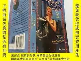 二手書博民逛書店the罕見teenage witch:少女巫婆.Y200392