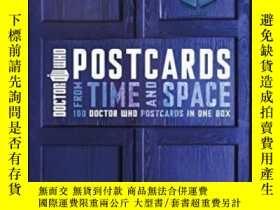 二手書博民逛書店Doctor罕見Who Postcards From Time And SpaceY256260 Unkonw