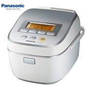 -展示機出清品- Panasonic10人份蒸氣式IH微電腦電子鍋 SR-SAT182-