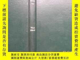 二手書博民逛書店Ultrasonics罕見Vol.4-5 1966-67Y194