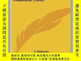 二手書博民逛書店Conference罕見Sur La Chanson (1868