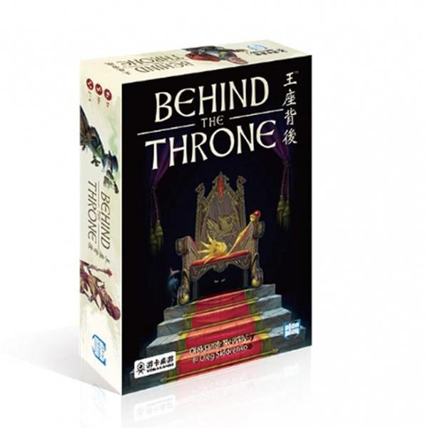 【樂桌遊】王座背後 Behind the Throne  87001