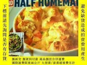 二手書博民逛書店英文原版罕見Taste of Home: Simple & Delicious and Half Homemade