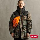 Levis 男款 連帽羽絨外套 / 重軍裝迷彩 / 600FP 羽絨填充百分之80