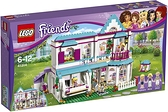 LEGO 樂高 好朋友系列 斯蒂芬妮的房子 41314, 單品