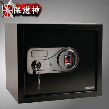 [ 家事達] HD-30FIN  TRENY (((指紋雙鑰匙))) 保險箱-中型-11KG 特價