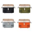 【得意家電】everdure CUBE 戶外 便攜式 炭焙燒烤爐 (共4色可選) ※熱線07-7428010