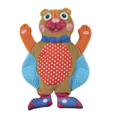 瑞士【OOPS】寶寶強壯固齒器-大熊