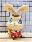 【震撼精品百貨】 Bunny King_邦尼國王兔~香港邦尼兔 造型玩偶存錢筒-紅#72356