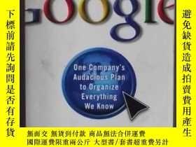 二手書博民逛書店英文原版罕見Planet Google by Randall S