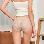 蕾絲女士內褲女性感超薄火辣透明低腰無痕純棉襠女生中腰少女三角