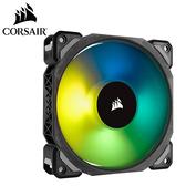 CORSAIR 海盜船 ML120 PRO RGB LED 120MM PWM 優質磁懸浮軸心風扇