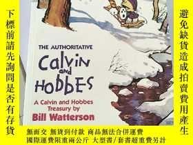 二手書博民逛書店THE罕見AUTHORITATIVE Calvin and Ho