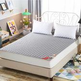 床墊1.8m床褥子榻榻米墊被1.5米單人保護墊子雙人折疊防滑學生1.2 可可鞋櫃