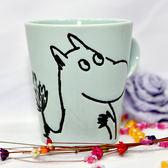 MOOMIN 嚕嚕米 陶瓷馬克杯 正版日本製
