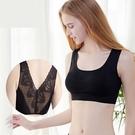 美背內衣女無痕抹胸式文胸薄款背心小胸聚攏防震運動胸罩DT S-XL