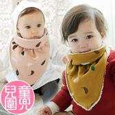 新款韓版兒童圍巾 男女童加絨保暖口水巾 寶寶圍脖圍兜