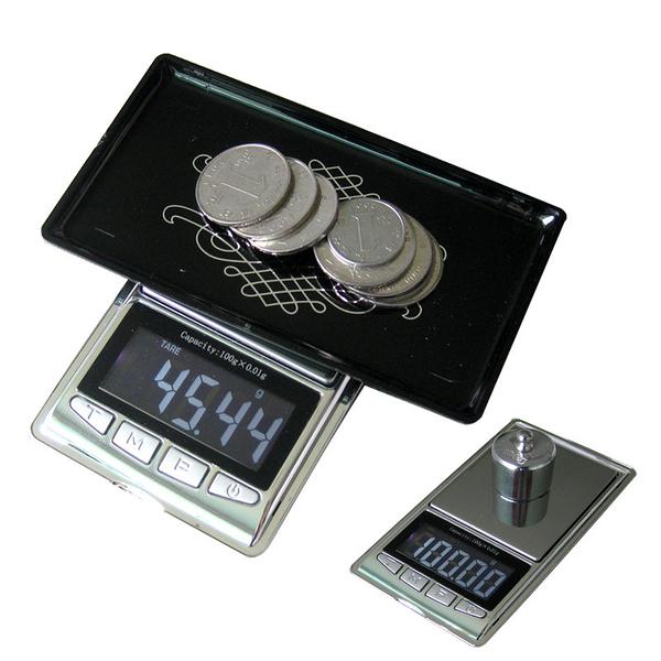 【世明國際】ATP189 電子秤/ 珠寶秤/ 電子廚房秤/ 100/0.01克 隨身秤 口袋秤 非供交易使用