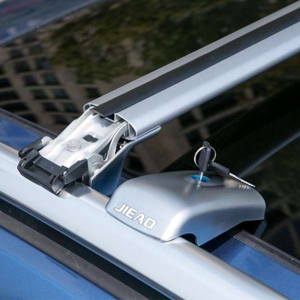捷驁 Nissan X-Trail Murano LIVINA Qashqai Patrol 行李架橫桿靜音改裝車頂架旅行 【快速】