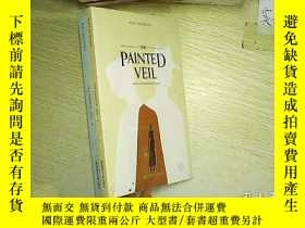二手書博民逛書店THE罕見PAINTED VEIL 1+2 兩本合售,未開封Y2