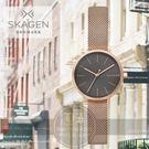 SKAGEN丹麥設計品牌北歐時尚簡約腕錶...