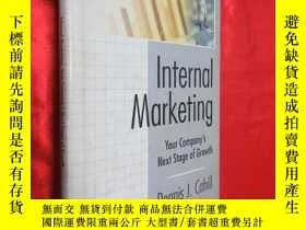 二手書博民逛書店Internal罕見Marketing: Your Compan