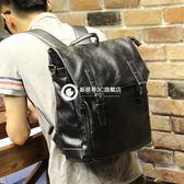 雙肩包男士背包女高中學生書包單肩包斜挎包休閑商務電腦包