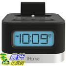[104美國直購] iHome iPL8BN 鬧鐘收音機播放喇叭Stereo FM Clock Radio for iPhone 5/5S and 6/6Plus $3349