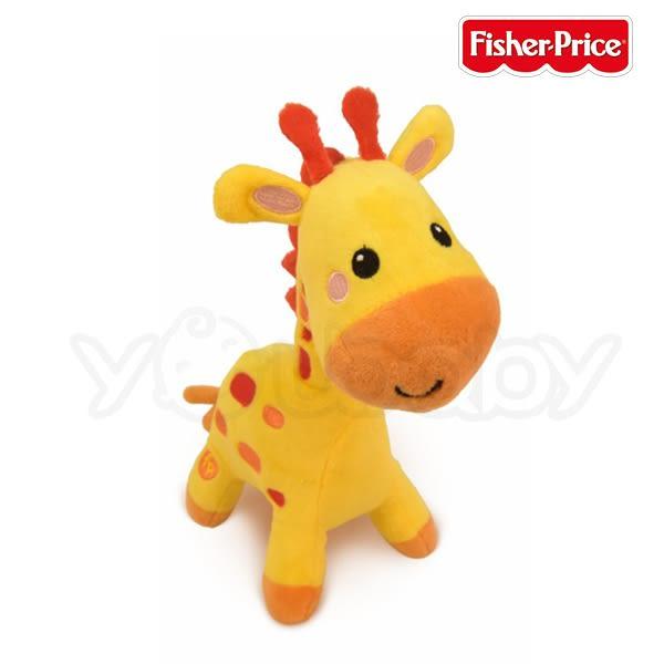 費雪 Fisher-Price 搖籃曲安撫小鹿(布質抓握玩具)