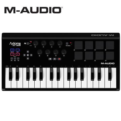 【敦煌樂器】M-Audio Axiom AIR Mini 32 MIDI 鍵盤控制器