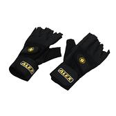 ALEX 皮革手套(健身 重量訓練 半指手套 台灣製造 ≡排汗專家≡