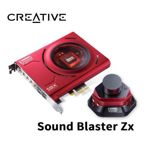 Creative 創巨 創新未來 Sound Blaster Zx PCI-E 音效卡