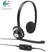 【羅技 Logitech 耳麥】 羅技 H340 耳機麥克風 USB