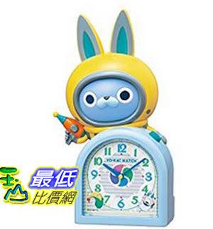 [東京直購] SEIKO CLOCK JF380A 時鐘 鬧鐘 Yokai Watch 妖怪手錶 Alarm Clock